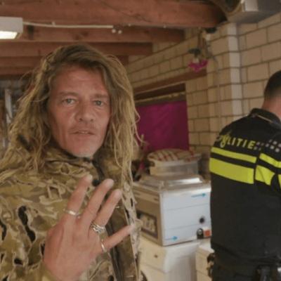 Tygo gernant doet inval met politie