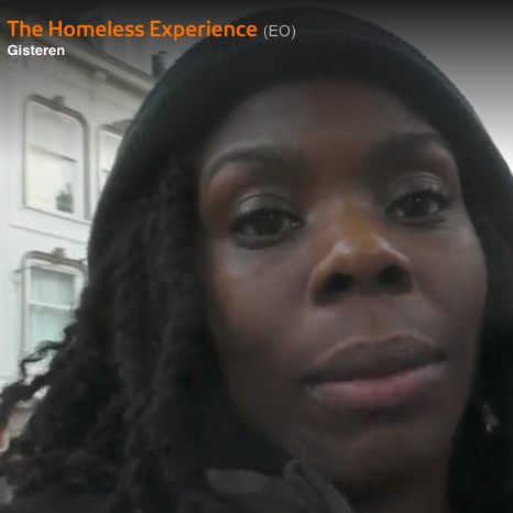 The Homeless experience
